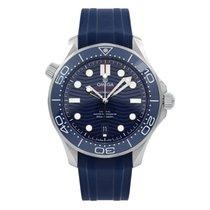 Omega 210.32.42.20.03.001 Acier 2020 Seamaster Diver 300 M 42mm occasion