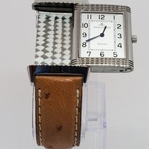 Jaeger-LeCoultre Reverso Classique Steel 23mm White Arabic numerals United States of America, Florida, Palm Beach