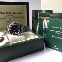 Rolex Submariner (No Date) nuevo 2007 Automático Reloj con estuche y documentos originales 14060M