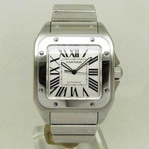 Cartier Steel 51.1mm Automatic W200737G pre-owned