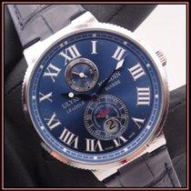 Ulysse Nardin Marine Chronometer 43mm Acier 43mm Bleu Romains