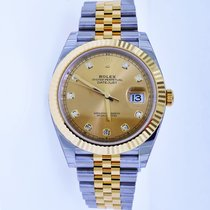 Rolex Datejust 126333 New Gold/Steel 41mm Automatic United States of America, New York, Massapequa