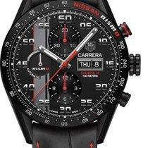 TAG Heuer Carrera Calibre 16 Titanium Black United States of America, California, Los Angeles