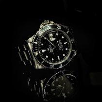Rolex Submariner Date Acier 40mm Noir Sans chiffres France, Bordeaux