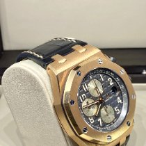 Audemars Piguet Royal Oak Offshore Chronograph Or rose 42mm Gris Arabes