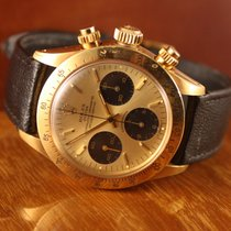 Rolex 6265 Yellow gold 1970 Daytona 37mm pre-owned