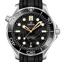 Omega Seamaster Diver 300 M new 2020 Automatic Watch with original box and original papers 210.22.42.20.01.004