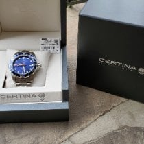 Certina DS Action Steel 43mm Blue United States of America, Virginia, Arlington