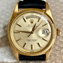 Rolex Day-Date 36 Yellow gold 36mm Gold No numerals Indonesia, Tangerang Selatan
