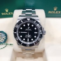 Rolex Submariner (No Date) Steel 41mm Black No numerals