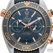 Omega Seamaster Planet Ocean Chronograph Stahl 45.5mm Blau Deutschland, Stuttgart