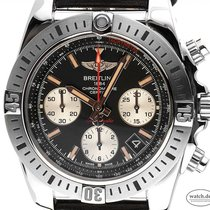 Breitling Chronomat 41 Acero 41mm Negro