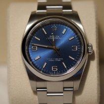 Rolex Oyster Perpetual 36 Steel 36mm Blue Arabic numerals United States of America, California, sacramento