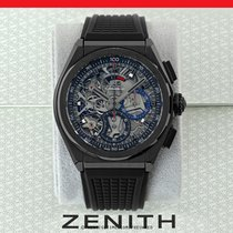 Zenith Defy El Primero Ceramic 44mm Transparent United States of America, New York, Airmont