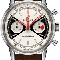 Breitling Top Time Steel 41mm Silver United States of America, New York