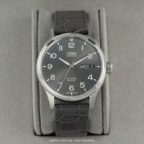 Oris Big Crown ProPilot Day Date Steel 45mm Grey