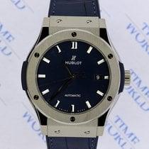 Hublot Classic Fusion Blue Titanio 42mm