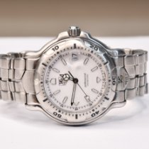 TAG Heuer 6000 Steel 39mm White