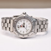 TAG Heuer 2000 Steel 29mm White