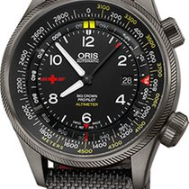Oris Steel 47mm Automatic Reference new United States of America, California