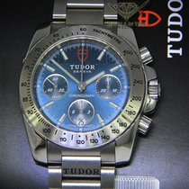 Tudor Sport Chronograph Steel 41mm Blue United States of America, Florida, Boca Raton