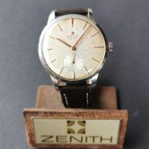 Zenith Sporto Steel 37mm No numerals