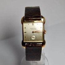 Ernest Borel Yellow gold 26mm Manual winding Incastar pre-owned