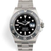 Rolex Submariner Date Acero 41mm Negro