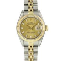 Rolex Lady-Datejust Steel 26mm Champagne United States of America, New York
