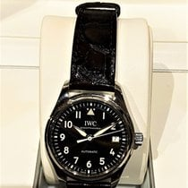 IWC Pilot's Watch Automatic 36 Acier 36mm Gris Arabes France, pezenas