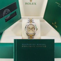 Rolex Lady-Datejust Steel 31mm Champagne Roman numerals United Kingdom, London