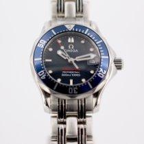 Omega Seamaster Diver 300 M Acier 28mm Bleu