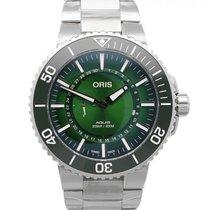 Oris Steel 44mm Automatic 01 743 7734 4187-SET new