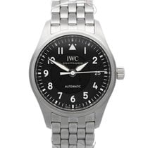 IWC Pilot's Watch Automatic 36 Steel 36mm Black