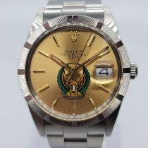 Rolex Oyster Perpetual Date 15010 UAE Very good Steel 34mm Automatic