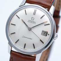 Omega Steel 34,5mm Automatic 166.002 pre-owned
