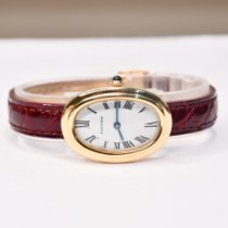 Cartier Yellow gold 23mm Manual winding Baignoire pre-owned