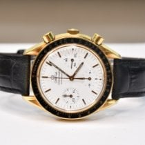 Omega Speedmaster Reduced Oro amarillo 39mm Oro Sin cifras