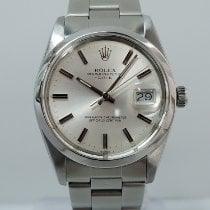 Rolex Oyster Perpetual Date Steel 34mm Silver UAE, Dubai