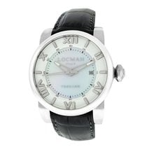 Locman Toscano Steel 42mm Mother of pearl Roman numerals United States of America, New York, New York