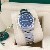Rolex Oyster Perpetual 31 Ocel 31mm Modrá Bez čísel