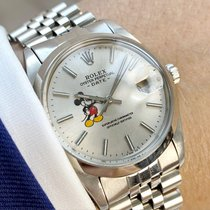 Rolex Acier 35mm