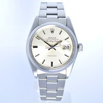 Rolex Air King Date Steel 34mm Silver No numerals United Kingdom, Andover