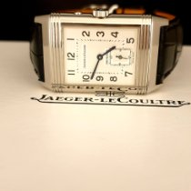 Jaeger-LeCoultre Steel Manual winding Reverso (submodel) pre-owned