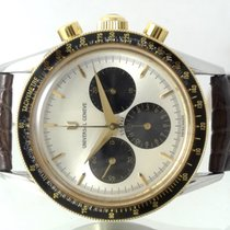 Universal Genève Compax universal 284.465 Very good Gold/Steel 37mm Manual winding