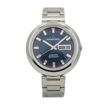 Eterna pre-owned Automatic 40mm Blue