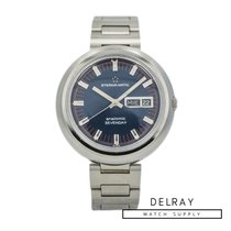 Eterna Steel 40mm Automatic 153 T pre-owned United States of America, Florida, Hallandale Beach