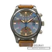 IWC Pilot Chronograph Top Gun Miramar Seramik 46mm