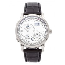 A. Lange & Söhne White gold 41.9mm Manual winding pre-owned