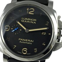 Panerai Luminor Marina 1950 3 Days Automatic Acero 44mm Negro Arábigos España, Barcelona